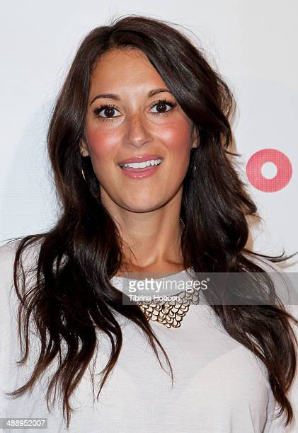 Angelique Cabral attends the Nylon Magazine May young Hollywood issue party at Tropicana Bar at The Hollywood Rooselvelt Hotel on May 8 2014 in...