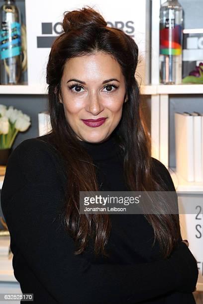 Angelique Cabral attends theCreators League Studio At 2017 Sundance Film  Festival Day 5 at PepsiCo s Creators de70e1524714