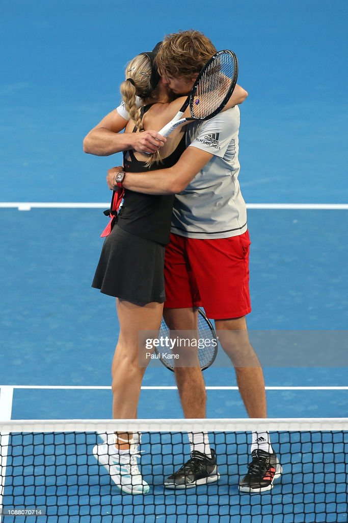2019 Hopman Cup - Day 2 : News Photo