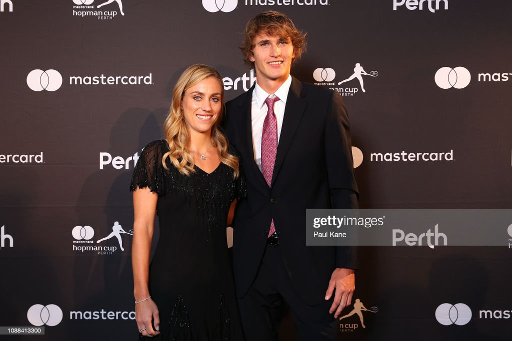 2019 Hopman Cup - Day 3 : News Photo