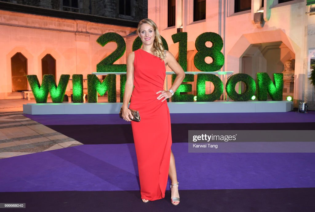 Wimbledon Champions Dinner - Red Carpet Arrivals : News Photo
