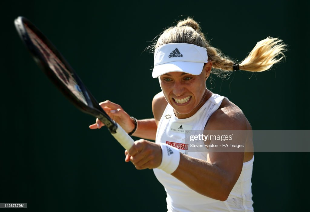 Wimbledon 2019 - Day Four - The All England Lawn Tennis and Croquet Club : News Photo