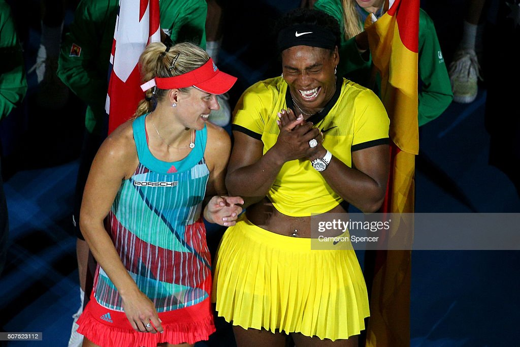 2016 Australian Open - Day 13 : News Photo