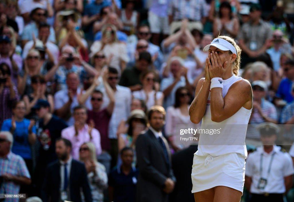 Day Twelve: The Championships - Wimbledon 2018 : News Photo