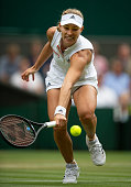 london england angelique kerber germany during