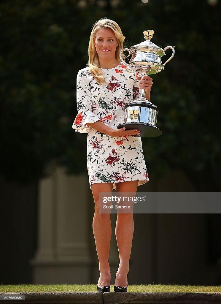 Australian Open 2016 - Women's Champion Photocall