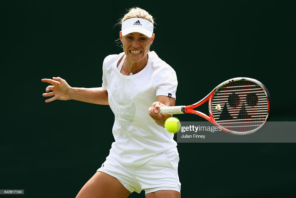 Previews: The Championships - Wimbledon 2016 : News Photo