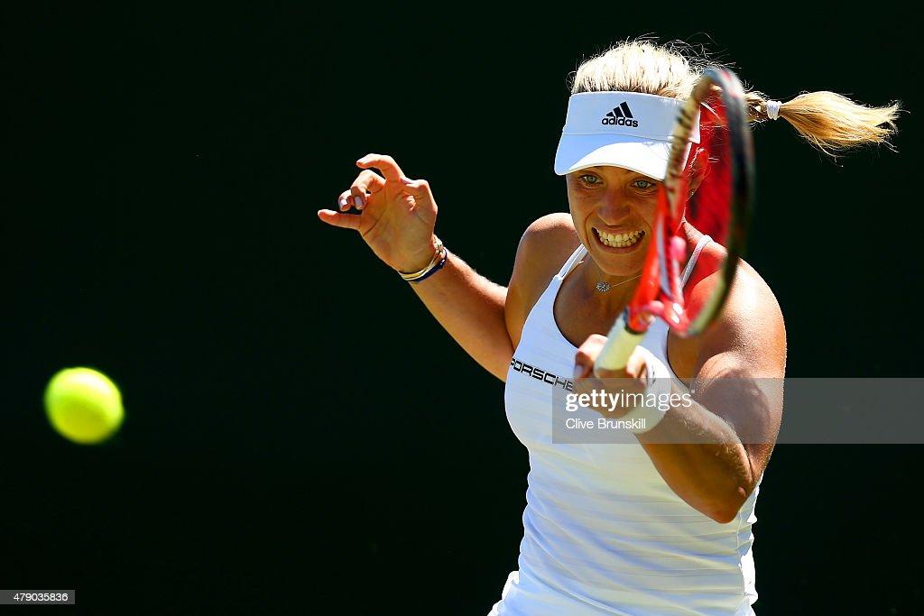 Day Two: The Championships - Wimbledon 2015 : News Photo