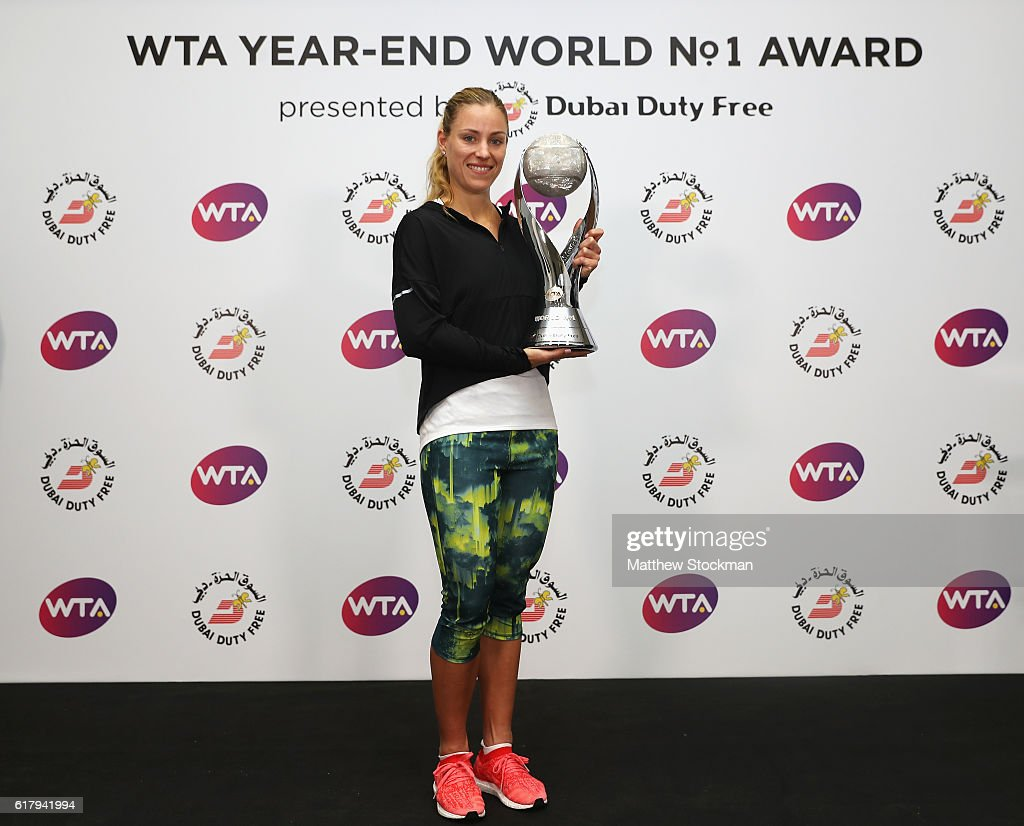 BNP Paribas WTA Finals: Singapore 2016 - Day Three