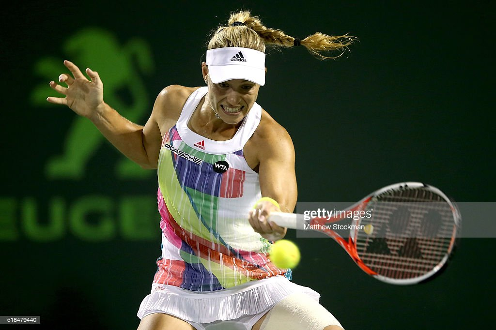 Miami Open - Day 11 : News Photo