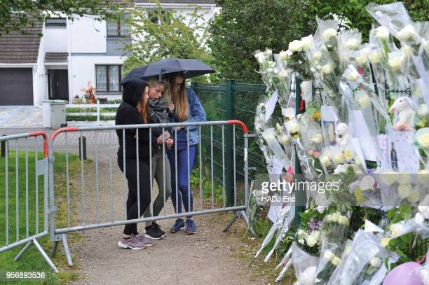 Angelique Six raped and killed on Wednesday April 25 2018 in Wambrechies near Lille David Ramault a 45 year old man registered in the file of the...