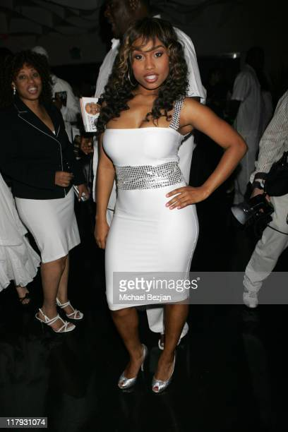 Angell Conwell during Doug and Jackie Christie's New Book 'No Ordinary Love A True Story of Marriage and Basketball' DVD Release Party at Montmartre...