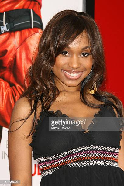 Angell Conwell during Little Man Los Angeles Premiere Arrivals at Mann National Theater in Westwood California United States