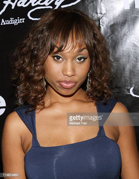 Angell Conwell during 'The Bliss' Los Angeles Screening Arrivals at Cinespace in Hollywood California United States