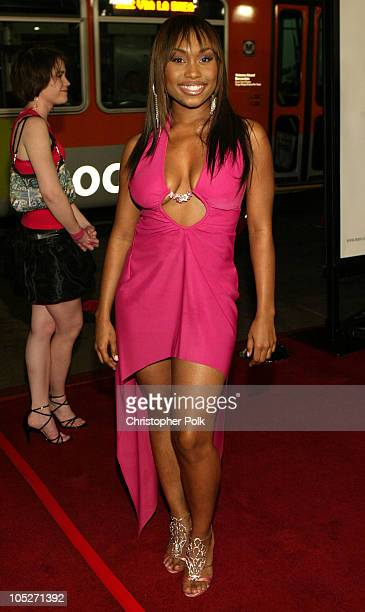 Angell Conwell during 'Walking Tall' Premiere at Grauman's Chinese Theatre in Hollywood CA United States