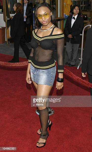 Angell Conwell during World Premiere of '2 Fast 2 Furious' at Universal Amphitheatre in Universal City California United States