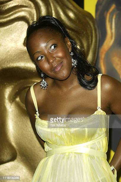 Angellica Bell during BAFTA Children's Film and Television Awards - Arrivals at The Park Lane Hilton in London, Great Britain.