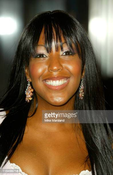 Angellica Bell during BAFTA Children's Film and Television Awards - Red Carpet at London Park Lane Hilton in London, Great Britain.
