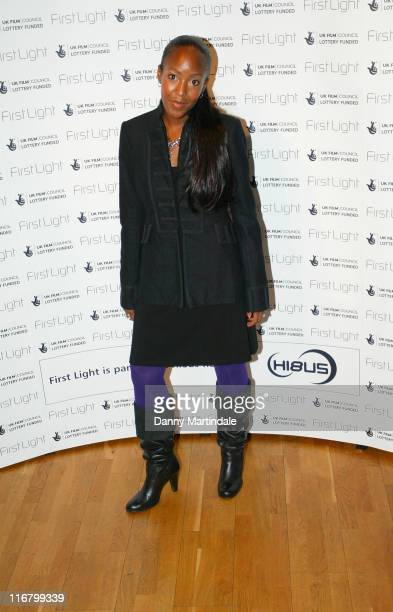 Angellica Bell during First Light Movies Awards 2007 - Photocall at Odeon West End in London, Great Britain.