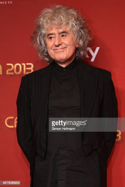 Angelo Branduardi attends the 19th Annual Jose Carreras Gala at Europapark on December 19 2013 in Rust Germany