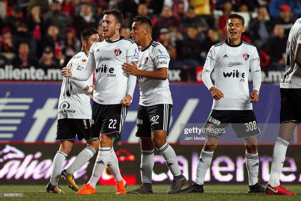 Tijuana v Atlas - Torneo Clausura 2018 Liga MX