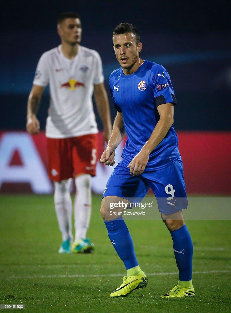 Dinamo Zagreb v Salzburg: UEFA Champions League