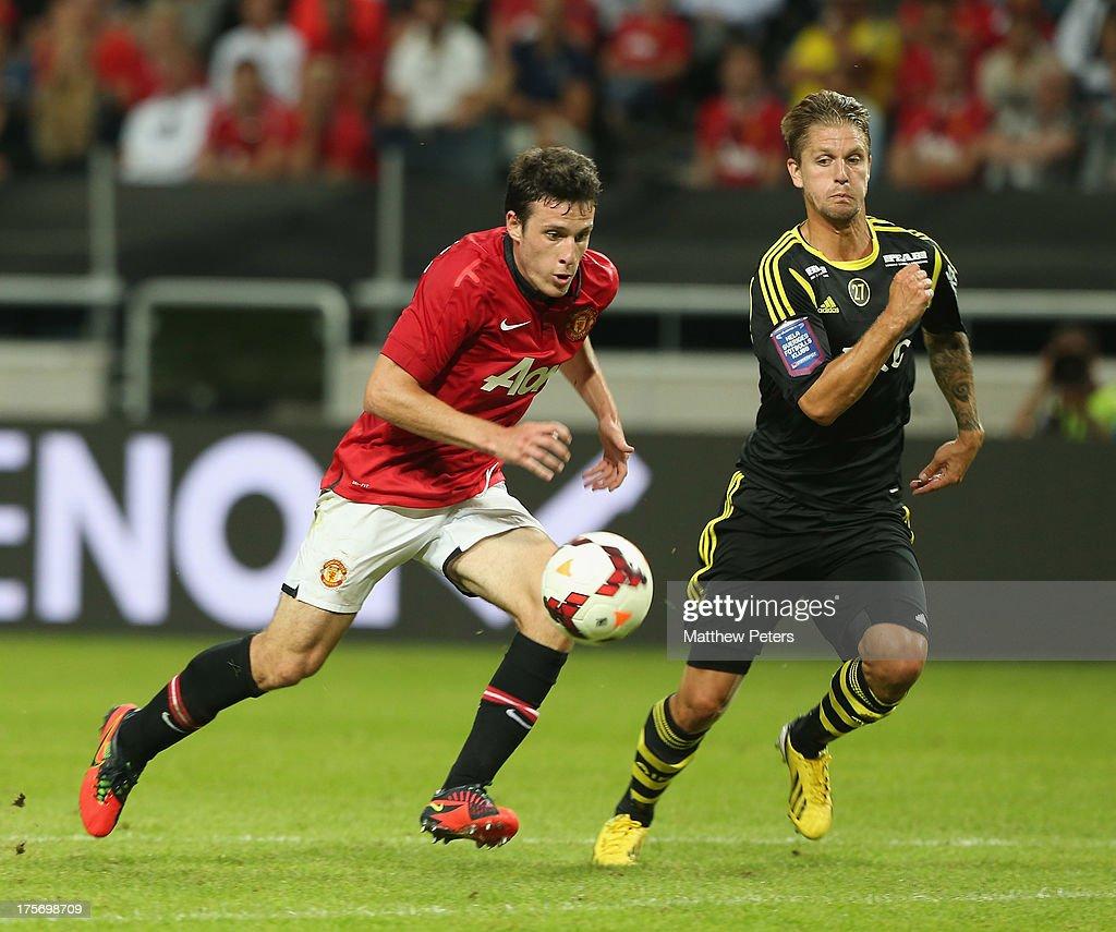 Manchester United v AIK Fotboll : ニュース写真
