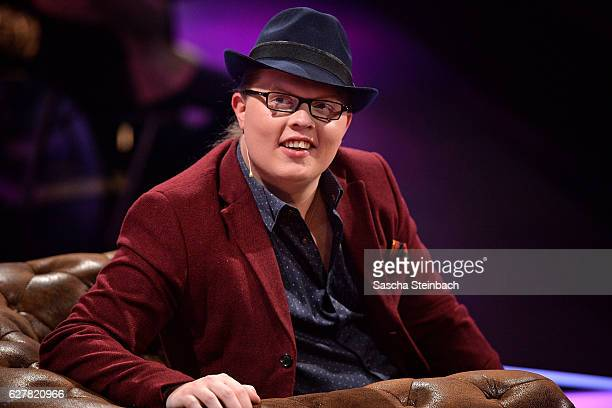 Angelo Kelly attends the RTL TV Show 'It Takes 2' on November 8 2016 in Cologne Germany The show will be aired on January 15 2017 on RTL