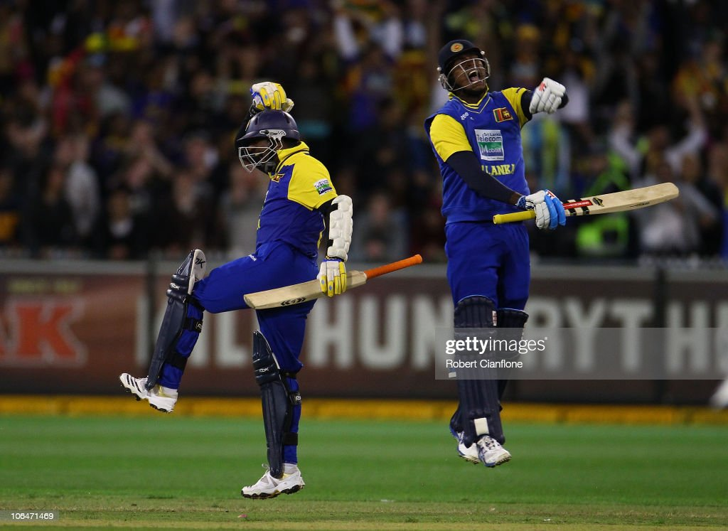 Australia v Sri Lanka - Commonwealth Bank Series : News Photo