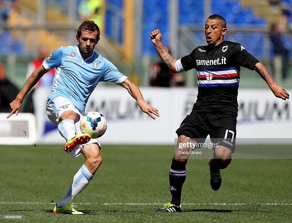 SS Lazio v UC Sampdoria - Serie A : News Photo