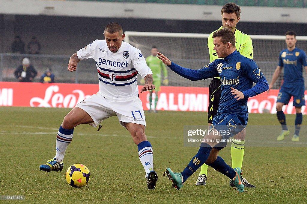 AC Chievo Verona v UC Sampdoria - Serie A