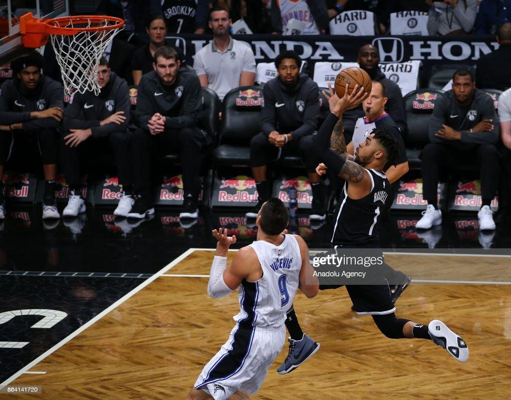 Brooklyn Nets v Orlando Magic - NBA : News Photo