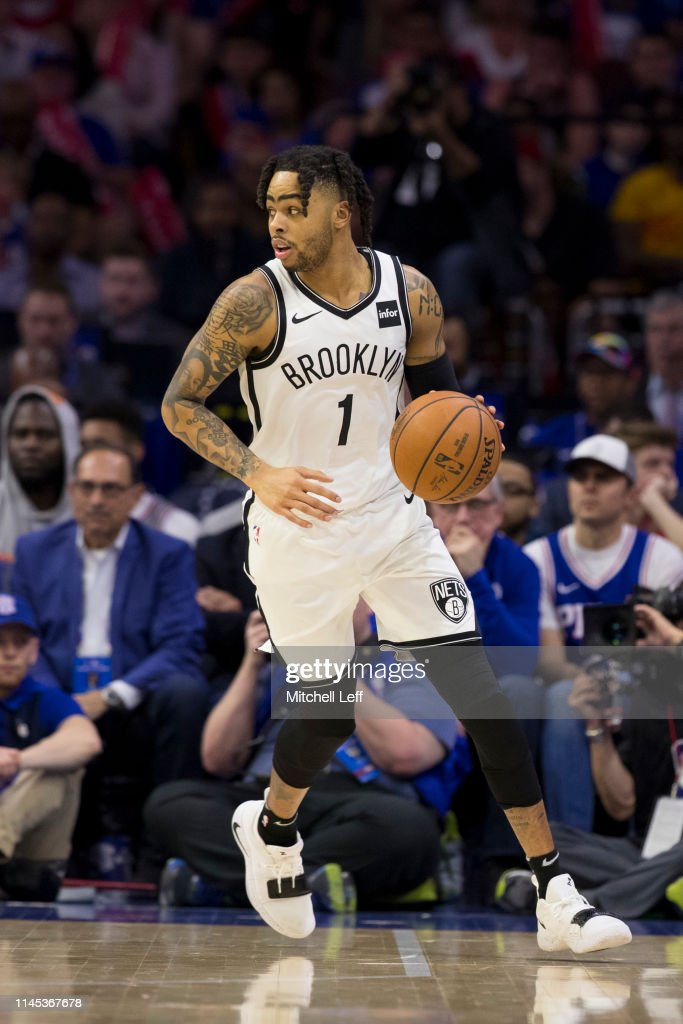 Brooklyn Nets v Philadelphia 76ers - Game Five : News Photo