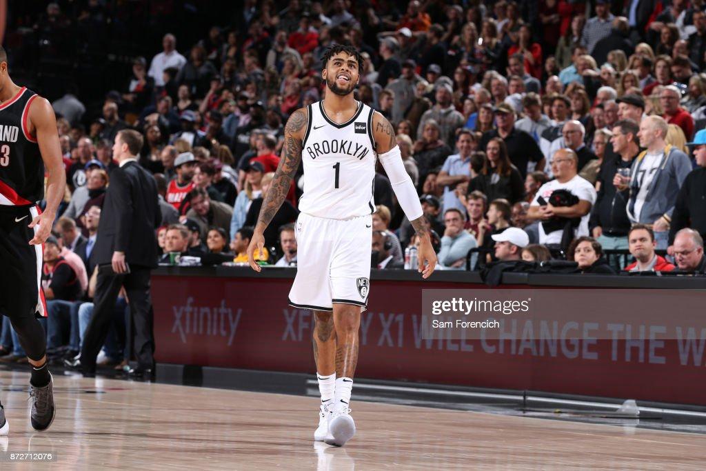 Brooklyn Nets v Portland Trail Blazers : News Photo