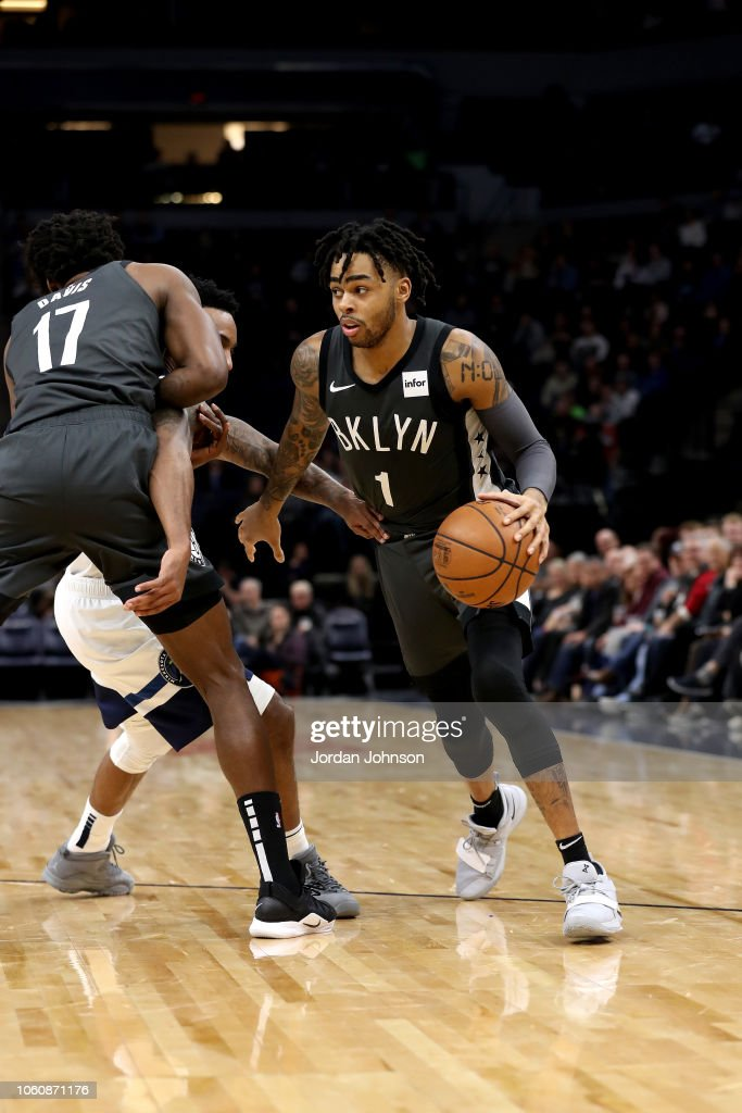 Brooklyn Nets v Minnesota Timberwolves : News Photo