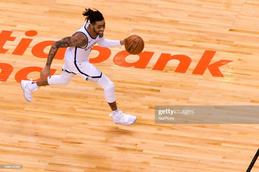 Toronto Raptors v Brooklyn Nets - NBA Game : News Photo
