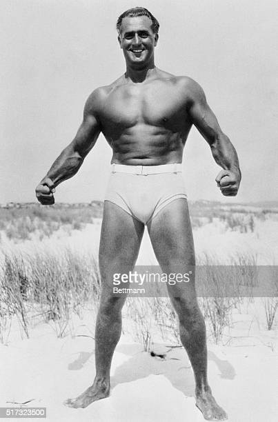 Angelo Sicilano known as Charles Atlas was called the 'Worlds most perfectly developed male'