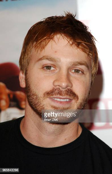 Angelo Spizzirri arrives to the New York Premiere of 'The Underclassman' held at Clearview Chelsea West Theater New York City BRIAN ZAK