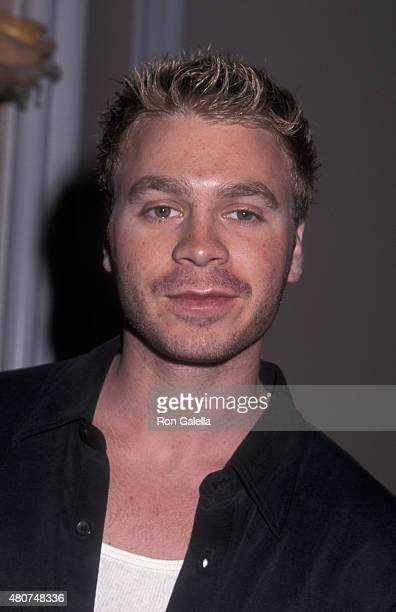 Angelo Spizzirri attends Swatch Group Preview Party on August 8 2000 at the Beverly Hills Hotel in Beverly Hills California