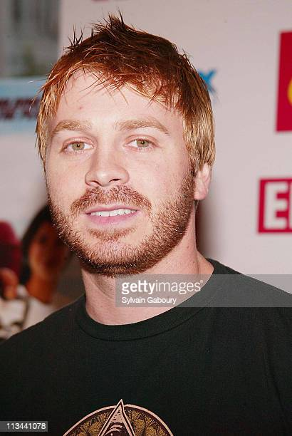 Angelo Spizzirri during Miramax premiere of 'The Underclassman' at Clearview Chelsea West Cinema in New York New York United States