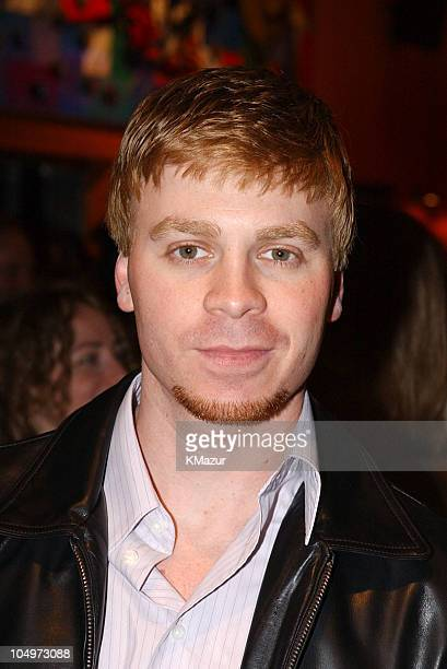 Angelo Spizzirri during 'The Rookie' New York City Premiere at Astor Plaza Theatre in New York City New York United States