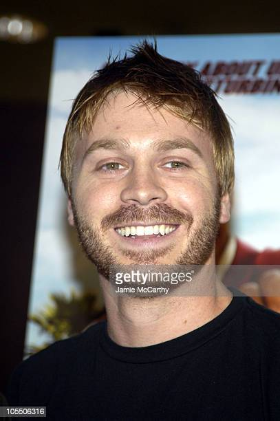 Angelo Spizzirri during 'The Underclassman' New York Premiere Inside Arrivals at Clearview Chelsea West Theater in New York City New York United...