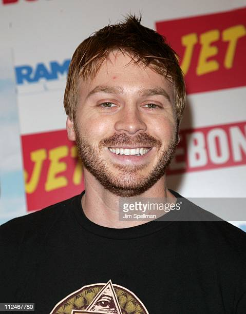 Angelo Spizzirri during 'The Underclassman' New York Premiere Outside Arrivals at Clearview Chelsea West in New York City New York United States