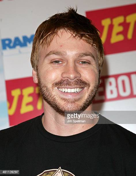 Angelo Spizzirri during The Underclassman New York Premiere Outside Arrivals at Clearview Chelsea West in New York City New York United States