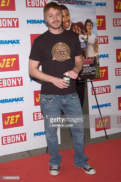 Angelo Spizzirri during Underclassman New York City Premiere at Chelsea West in New York City New York United States