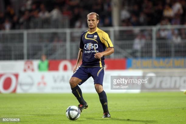 Angelos BASINAS Arles Avignon / Auxerre 8e journee Ligue 1