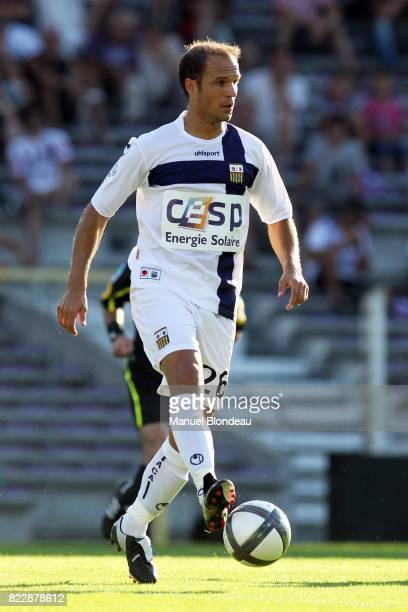Angelos Basinas Toulouse / Arles Avignon 3eme journee de Ligue 1