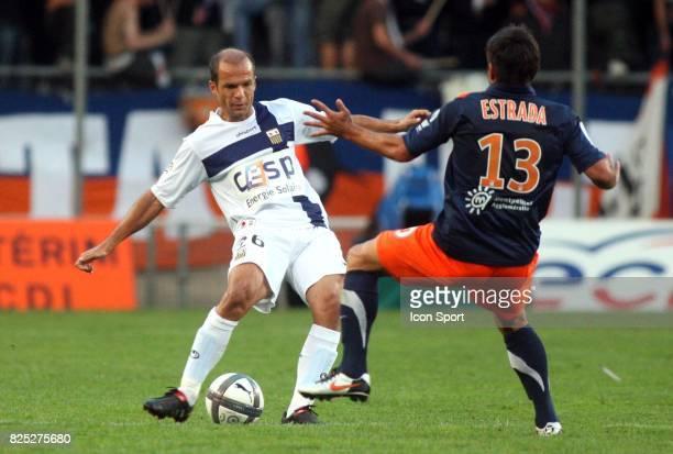 Angelos BASINAS Montpellier / Arles Avignon 7eme journee de Ligue 1