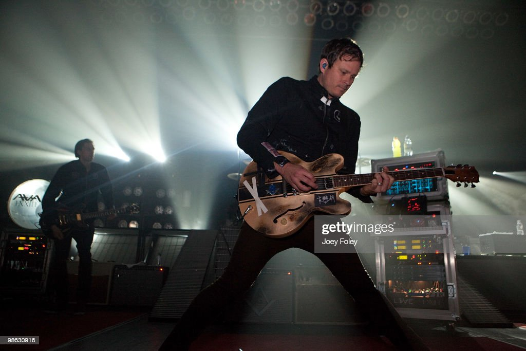 Angels and Airwaves with Say Anything in Concert In Columbus, Ohio
