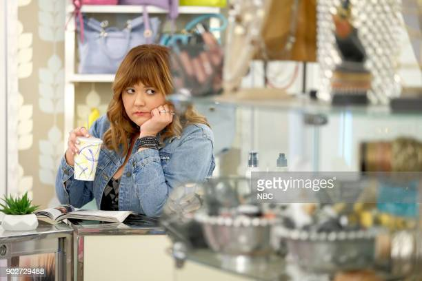 SUPERSTORE Angels and Mermaids Episode 311 Pictured Mary Hollis Inboden as Brandi